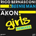 Beenie Man / Rico Bernasconi - Girls (feat. akon) (remixes) - ep