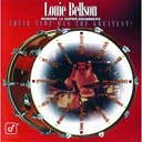 His Big Band / Louie Bellson - Louie bellson honors 12 super-drummers -- their time was the greatest!
