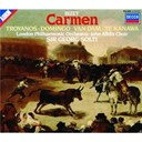 Georges Bizet / Sir Georg Solti / The London Symphony Orchestra - Bizet: carmen