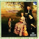 The English Concert / Trevor Pinnock / William Boyce - William boyce: 8 symphonies