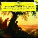 Brigitte Fassbaender / Brigitte Fassbaender / Dietrich Fischer-Dieskau / Johannes Brahms / Peter Schreier / Édith Mathis - Brahms: Liebeslieder-Walzer