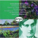 Barry Wordsworth / Hagai Shaham / Ralph Vaughan Williams / The New Queen's Hall Orchestra - Vaughan williams: fantasia on a theme by thomas tallis/the lark ascending etc.