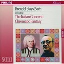 Alfred Brendel / Jean-Sébastien Bach - Brendel plays bach including the italian concerto & chromatic fantasy