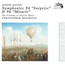 Christopher Hogwood / Christopher Hogwood / Joseph Haydn / The Academy Of Ancient Music - Haydn: Symphonies Nos.94 & 96