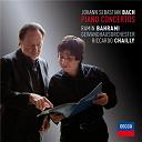 Gewandhausorchester Leipzig / Jean-Sébastien Bach / Ramin Bahrami / Riccardo Chailly - J.s. bach: piano concertos