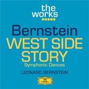 Leonard Bernstein / Los Angeles Philharmonic Orchestra - Bernstein: west side story - symphonic dances