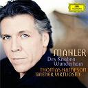 Gustav Mahler / Thomas Hampson / Wiener Virtuosen - Mahler: des knaben wunderhorn