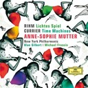 Alan Gilbert / Anne-Sophie Mutter / Krzysztof Penderecki / Michael Francis / Sebastian Currier / The New York Philharmonic Orchestra / Wolfgang Rihm - Rihm: lichtes spiel; currier: time machines
