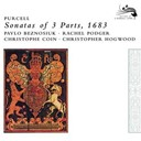 Christophe Coin / Christopher Hogwood / Henry Purcell / Pavlo Besnosiuk / Rachel Podger - Purcell: 12 sonatas of three parts