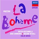 Covent Garden Orchestra Of The Royal Opera House / Giacomo Puccini / Sir Colin Davis - Puccini: la boheme