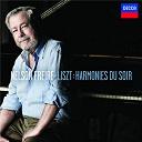 Franz Liszt / Nelson Freire - Liszt: harmonies du soir