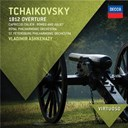Piotr Ilyitch Tcha&iuml;kovski / St Petersburg Philharmonic Orchestra / The Royal Philharmonic Orchestra / Vladimir Ashkenazy - Tchaikovsky: 1812 overture; capriccio italien; romeo &amp; juliet