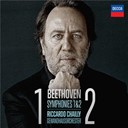 Gewandhausorchester Leipzig / Ludwig Van Beethoven / Riccardo Chailly - Beethoven: symphonies nos.1 & 2