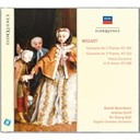 András Schiff / Daniel Barenboïm / Sir Georg Solti / The English Chamber Orchestra / W.a. Mozart - Mozart: concerto for 2 pianos; concertos for 3 pianos; piano concerto in d minor