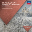 Piotr Ilyich Tchaikovsky / The Philharmonia Orchestra / Vladimir Ashkenazy - Tchaikovsky: symphony no.6 &quot;path&eacute;tique&quot;; elegie for strings