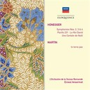 Arthur Honegger / Ernest Ansermet / Frank Martin / L'orchestre De La Suisse Romande - Honegger: le roi david; symphonies nos.2, 3 & 4; pacific 231; martin: in terra pax