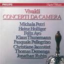 Antonio Vivaldi / Christiane Jaccottet / Felix Ayo / Heinz Holliger / Jonathan Rubin / Klaus Thunemann / Michala Petri / Pasquale Pellegrino / Thomas Demenga - Vivaldi: concerti da camera