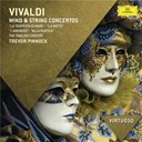 Antonio Vivaldi / The English Concert / Trevor Pinnock - Vivaldi: wind &amp; string concertos