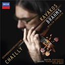 Béla Bartók / Gewandhausorchester Leipzig / Johannes Brahms / Leonidas Kavakos / Peter Nagy / Riccardo Chailly - Brahms: violin concerto; hungarian dances;  bartók: rhapsodies