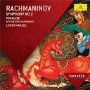 L'orchestre Philharmonique De Berlin / Lorin Maazel / Serge Rachmaninov - Rachmaninov: symphony no.2; vocalise