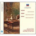 Carl-Maria Von Weber / Gervase De Peyer / Louis Spohr / Sir Colin Davis / The London Symphony Orchestra / W.a. Mozart - Mozart: clarinet concerto; weber: clarinet concerto no.2; spohr: clarinet concerto no.1