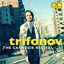 Alexander Scriabin / Daniil Trifonov / Franz Liszt / Frédéric Chopin / Jean-Sébastien Bach / Nicolai Karlovich Medtner - The carnegie recital
