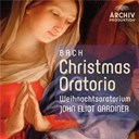 Jean-Sébastien Bach / John Eliot Gardiner / The English Baroque Soloists - Bach: christmas oratorio - weihnachtsoratorium