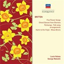 Benjamin Britten / George Malcolm / Louis Halsey / The Elizabethan Singers - Britten: partsongs; hymn to the virgin; missa brevis
