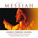 George Frideric Handel / John Alldis / The London Philharmonic Choir / The London Symphony Orchestra - The messiah