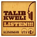 Talib Kweli - Listen!!! (dmd single)