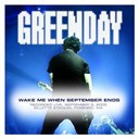 Green Day - Wake me up when september ends (live dmd single)
