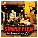 Simple Plan - Welcome to my life (ew u.k. 2 track slimline)