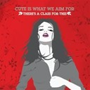 Cute Is What We Aim For - There's a class for this (digital download)