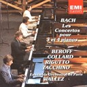 M. Beroff &amp; J.p. Collard - Bach - concertos pour 3 et 4 pianos