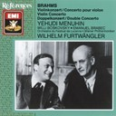 Sir Yehudi Menuhin - Brahms: violin concerto - double concerto