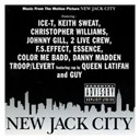 2 Live Crew / Christopher Williams / Color Me Badd / Danny Madden / Essence / F.s. Effect / Guy / Ice-T / Johnny Gill / Keith Sweat / New Jack City Soundtrack / Queen Latifah - Music from the motion picture new jack city