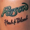 Poison - flesh and blood