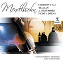 Barry Wordsworth - Italian symphony/a midsummer night's dream suite
