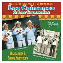 Los Caimanes & Los Caporales De Panuco / Los Caporales De Panuco - Huapangos Y Sones Huastecos