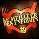 Alain Souchon / Aliz&eacute;e / Amel Bent / Axel Bauer / B&eacute;nabar / Carla Bruni / Catherine Deneuve / Christophe Ma&eacute; / Christophe Willem / Claire Keim / Coluche / Corneille / C&eacute;line Dion / David Hallyday / Francis Cabrel / Garou / G&eacute;rald De Palmas / G&eacute;rard Darmon / H&eacute;l&egrave;ne Segara / Isabelle Boulay / Jean-Baptiste Maunier / Jean-Jacques Goldman / Jean-Louis Aubert / Jones / Julie Zenatti / Julien Clerc / Les Enfoir&eacute;s / Liane Foly / Lorie / L&acirc;&acirc;m / Marc Lavoine / Mathy Mimie / Maurane / Maxime Le Forestier / Mc Solaar / Michel Drucker / Michel Platini / Mich&egrave;le Laroque / Muriel Robin / Natasha St-Pier / Nathalie Baye / Nolwenn Leroy / Pascal Obispo / Patricia Kaas / Patrick Bruel / Patrick Fiori / Rapha&euml;l / Renan Luce / Tina Arena / Vanessa Paradis / Yannick Noah / Yves Montand / Zazie - Le meilleur des enfoir&eacute;s 20 ans