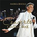 Andrea Bocelli - Concerto : one night in central park