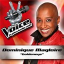 Dominique Magloire - Goldeneye - the voice : la plus belle voix