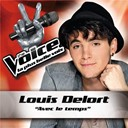Louis Delort - Avec le temps - the voice : la plus belle voix