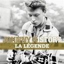 Eddy Mitchell / Joey / Johnny Hallyday / Orchestre Symphonique Européen / Pascal Obispo / Sylvie Vartan / The Showmen / Tony Joe White / Zucchero - Johnny history - la légende