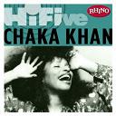 Chaka Khan - Rhino hi-five:  chaka khan