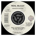 Neal Mccoy - The luckiest man in the world / medley: i'll be home for christmas/have yourself a merry little christmas (digital 45)