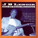 J.b. Lenoir - One of these mornings
