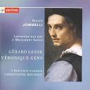 Christophe Rousset / Gérard Lesne / Il Seminario Musicale / Véronique Gens - Jomelli - le lamentazioni del profeta geremia per il mercoledi santo