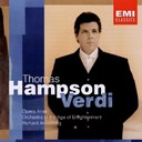 Thomas Hampson - Verdi arias