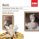 Orchestre Academy Of St. Martin In The Fields / Sir Neville Marriner - Bach: orchestral suite nos 2-4